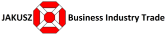 Jakusz Busines Industry Trade Logo